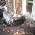 Chimney Repair Project