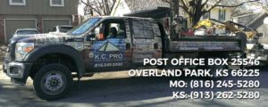 Contact K.C. Pro Foundation Repair Company
