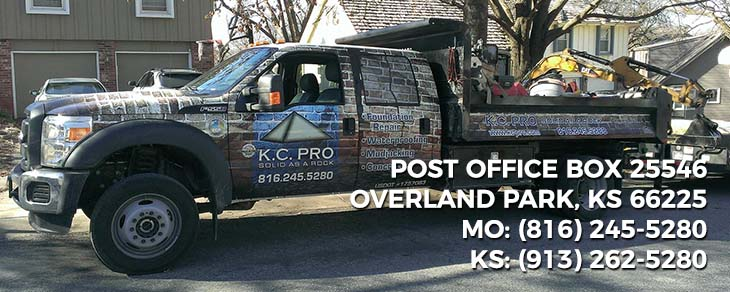 Get a Free Estimate from KC Pro