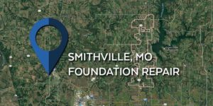 Smithville MO Foundation Repair